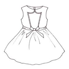 patron ROMA kid - not for free Sewing Patterns For Kids, Sewing For Kids, Baby Sewing, Pretty Little Dress, Little Dresses, Girls Dresses, Faux Col, Romper Pattern, Diy For Girls