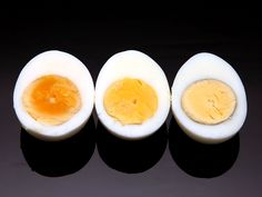 how to properly cook and peel boiled eggs!! Such a great article!!
