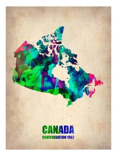 Canada Confederation 1867