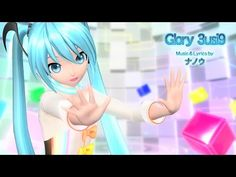 [60fps Full] 39 (Thank you) - Hatsune Miku 初音ミク Project DIVA Arcade English lyrics Romaji subtitles - YouTube
