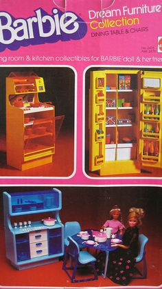 Superstar Barbie Dream Furniture | Flickr - Photo Sharing!