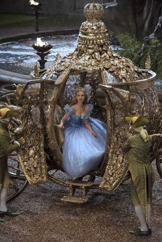 Lily James dazzles as 'Cinderella' in new images. See Lily James, Cate Blanchett and more in 'Cinderella' images Disney Live, Film Disney, Disney Magic, Disney Movies, Walt Disney World, Disney Toys, Disney Pixar, Disney Travel, Disney Cruise