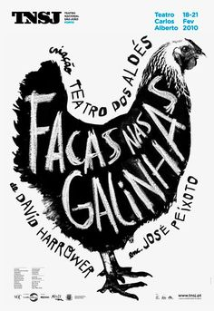 Graphisms , Typography , Infographics and Design - Quoted from: teca_aloes_facas_mupi_net.gif (Imagem GIF, pixéis) www. Type Posters, Graphic Design Posters, Graphic Design Typography, Lettering Design, Graphic Design Illustration, Poster Prints, Poster Design Inspiration, Typography Inspiration, Buch Design