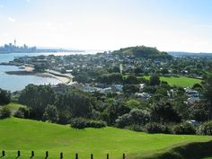 Devonport - Auckland, NZ.  Urban + Natural all in one!