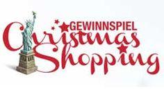 Gewinne mit ein wenig Glück wahlweise Christmas Shopping in New York inkl. Reise oder CHF 3'000 Bargeld.