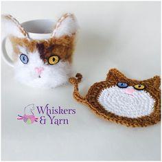 #whiskersandyarn #cupcozy #mughug #coffecozy  #Q8crochet #kuwaitcrochet #kuwait #q8 #kuwaithandmade #everythingkuwait #yarnaddict #crochetaddict #Q8  #q8sale #kuwaiti #q8instagram  #kwt #mugcozy #crochetersofinstagram #instacrochet  #happyhooker #crochetersofinstagram #catsofinstagram  #cupsleeve #crochetcozy ☎️Whatsapp +965 50600946☎️