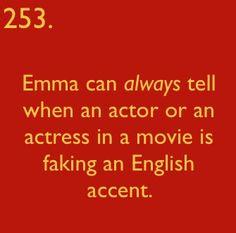 Harry Potter Facts Emma Watson