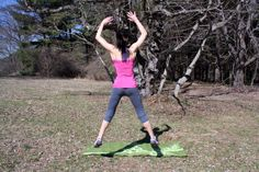 Outdoor HIIT Workouts