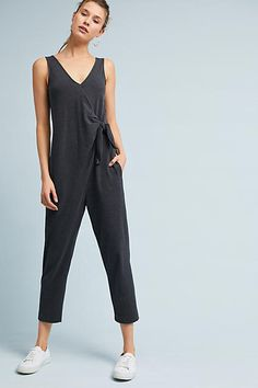 7681c39efa72 Shop the Daytripper Tied Jumpsuit and more Anthropologie at Anthropologie  today. Womens World