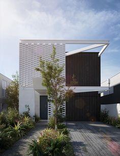 Fabian Rd - Inglis Architects on Behance