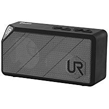 Urban Revolt Bluetooth Speaker £13.49 Amazon (Prime)  Erin has one of these and the sound is great! Quite fancy one for myself!
