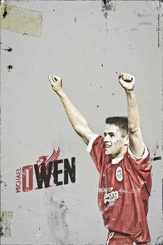 Michael Owen - 2001