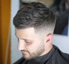 19.Short Hairstyle for Men