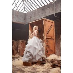 Hayley Paige Dori wedding dress