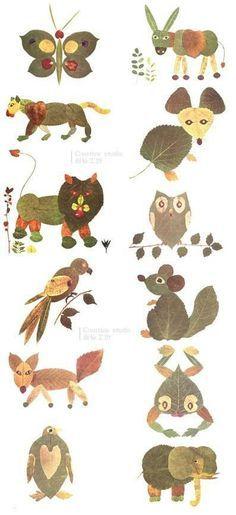 Blättertiere