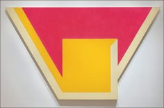 The Art of Geometry: 'Irregular Polygons' by Frank Stella go on display Friday - Toledo Blade Frank Stella, Stella Art, Hard Edge Painting, Action Painting, Painting Abstract, Franz Kline, Jackson Pollock, Op Art, Post Painterly Abstraction