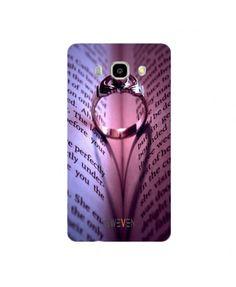 Luxury Printed high Quality Love Ring case cover Samsung Galaxy J7 j746