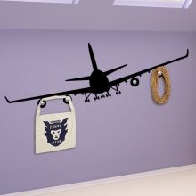 Decal Sticker Art - Hanging Sign - Halloween Decoration  Wall Decal ...