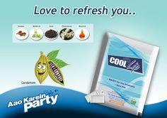 Feel the Real Freshness and Enjoy #coollipmouthfreshner