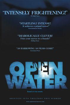 Open Water, in onda martedì 7 maggio alle 21 su COming Soon Television.