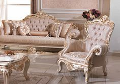 A sofa set is a very integral part of the interior design of the house. A living room cannot look … Home Decor Furniture, Sofa Furniture, Luxury Furniture, Home Furnishings, Furniture Design, Living Room Sofa Design, Living Room Designs, Living Room Decor, Luxury Sofa