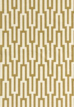 Metropolitan Velvet Palomino Fabric by Schumacher Pattern# 65702 Buy this product plus Samples always available. First Quality direct from manufacturer. Family owned since 1971 Mosaic Patterns, Fabric Patterns, Stencil Patterns, Fabric Design, Pattern Design, Pattern Art, Velvet Color, Textiles, Concept Home