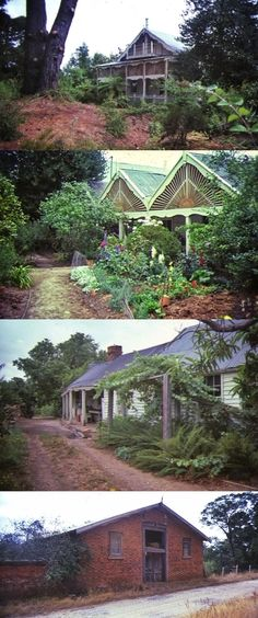 Belmont Homestead, Raglan, is a timber homestead built by James Frazer Watkin in… - Keller