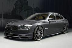 Good BMW F01 Tuning
