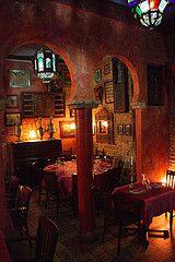 Restaurante Al - Kareni Desde dentro :)