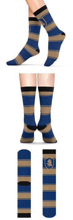 #harry #potter #ravenclaw #fashion #cosplay #socks #trinketgeek
