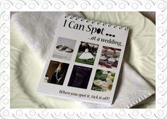 I Can Spot At A Wedding | Children's Wedding Activity Book | Kids At Weddings in Möbel & Wohnen, Hochzeitsdekoration, Sonstige | eBay