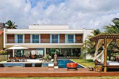 Mar à vista: casa com visual urbano em pleno litoral de Pernambuco - Casa
