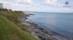 Frente al mar en Irlanda