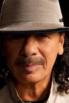 Legendary musician Carlos Santana.