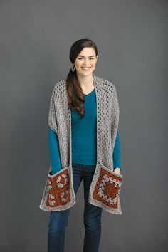 Picture of Pocket Shawls