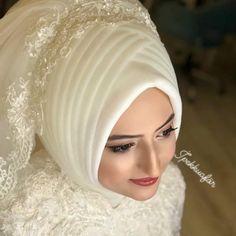 Nusret Hotels – Just another WordPress site Muslim Wedding Gown, Wedding Hijab, Muslim Dress, Dress Wedding, Muslim Hijab, Bridal Hijab Styles, Bridal Dresses, Girls Dresses, Muslim Brides