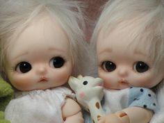 Button Po by ElfinHugs via Flickr #doll #toy #bjd #cute