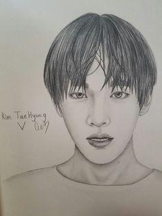 V~ #fan #fanart #kpop #kpopfanart #kpopfan #anime #animefan #animefanart #illustration #drawing #pencil #pen #art #artwork #design #portrait #blackandgray #korea #korean #bts #bangtansonyeondan #bangtanboys #방탄소년단 #btsarmy #kimtaehyung #taehyung #v #btsv #김태형