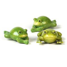 cute little floating frogs!!!