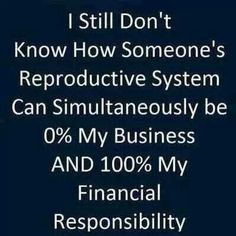0% My Business, 100% My Financial Responsibility