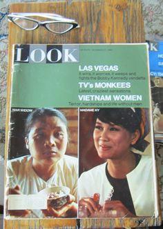Look Magazine December 27 1966 by VistaChick on Etsy