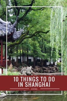 Visiting Shanghai soon and not sure what to do there? Here are 10 ideas on what to do there.