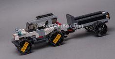 LEGO MOC 31107 All Terrain SUV by Keep On Bricking | Rebrickable - Build with LEGO Lego Moc, Brick, Bricks