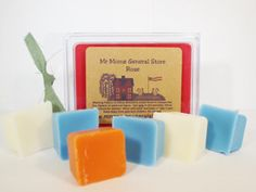 Buy 2 Get 1 Free Wax Melt Packs LIMIT OF 5 FREE Packages-