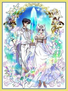 King Endymion and Neo Queen Serenity ❤️