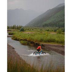 river crossings in Telluride