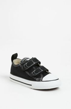 Love it!    Converse Chuck Taylor® 'Double Strap' Sneaker (Baby, Walker & Toddler) available at #Nordstrom