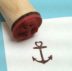 Anchor tattoo idea