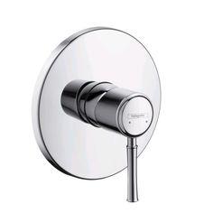 HG Talis Classic dusjarmatur til innbygning Bidet, Bathroom Hooks, Toilet Paper, Door Handles, Classic, Home Decor, Html, Products, Space