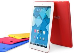 New Alcatel Tablet Revealed - The Alcatel ONE TOUCH POP 7
